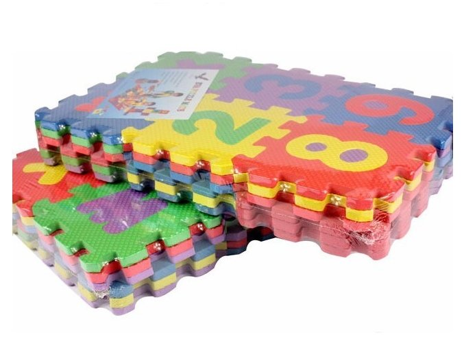 93 penove puzzle s vyjimatelnymi cisly a pismeny mix 36 ks