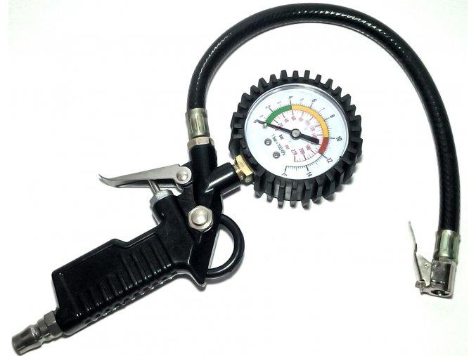 2061 pistole tlakova s manometrem pneuhustic