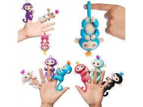 Pre sale Kids Gifts Smart Robot Toy Fingerlings Monkey Interactive Pet