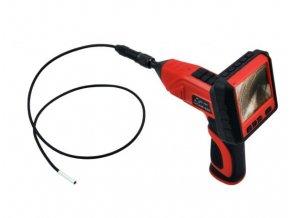 2905 kamera na flexi hadici s lcd monitorem a s kabelem o prumeru jen 5 8mm