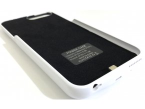 1800 perfektni nabijeci pouzdro kryt na iphone 6 plus 7 plus bila