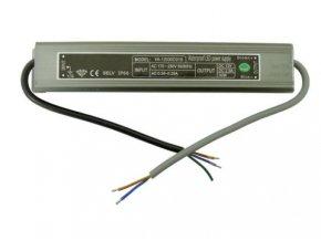 4281 30w elektronicky 12v zdroj venkovni ip67 de led 30w