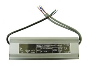 4293 2x50w elektronicky 12v zdroj venkovni ip67 de led 2x50