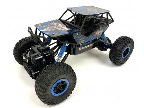 10082 2 nabijeci tereni rc auto off road 4x4 2 4ghz blue rock