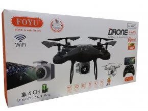 10279 wifi dron 6 axis s kamerou 1080p