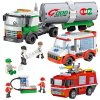 Easy To Use Fire protection 4142 COGO new city series of building blocks Boys Girls