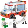 Easy To Use Fire protection 4142 COGO new city series of building blocks Boys Girls 2