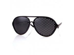 Děrované brýle typ ELEGANT