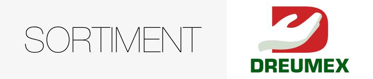 Dreumex | komplet | novinky | slevy | akce