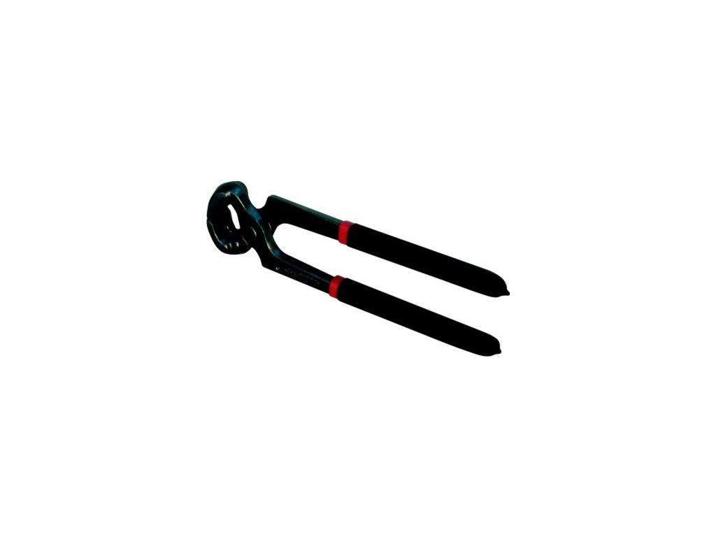 Kleště tesařský - 180mm černé