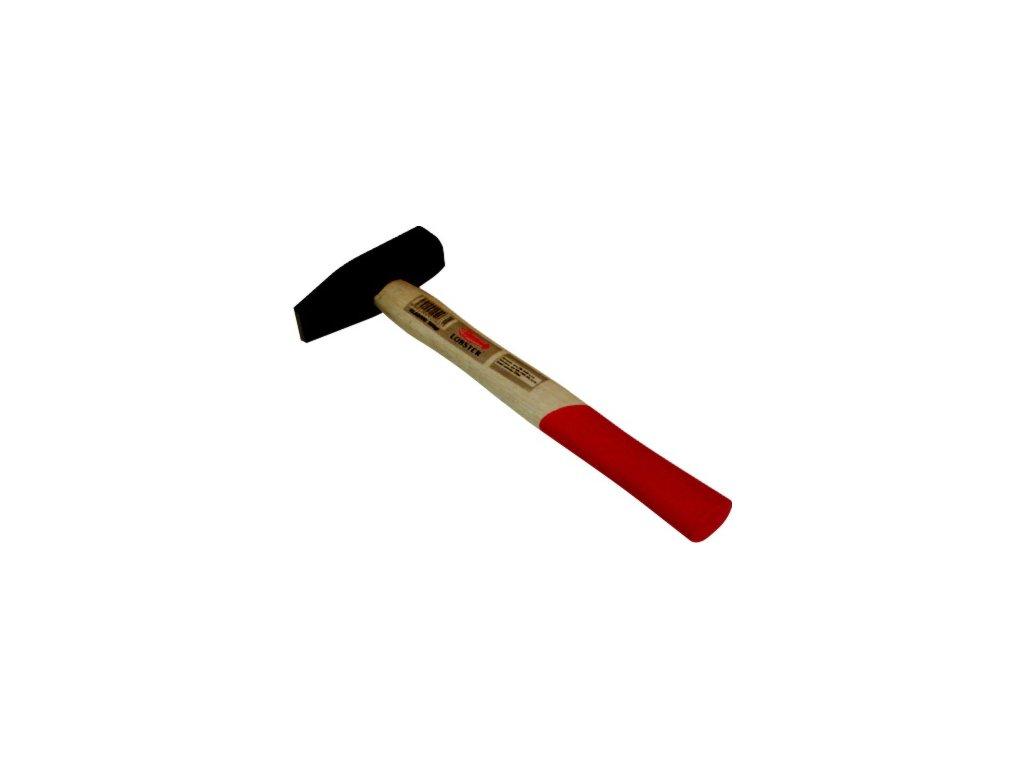 Kladivo s dřevěnou rukojetí - 100g