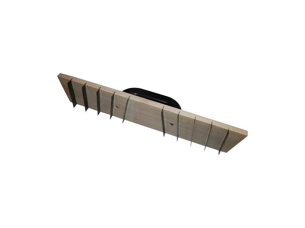 Škrabák na omítky - 45x9cm