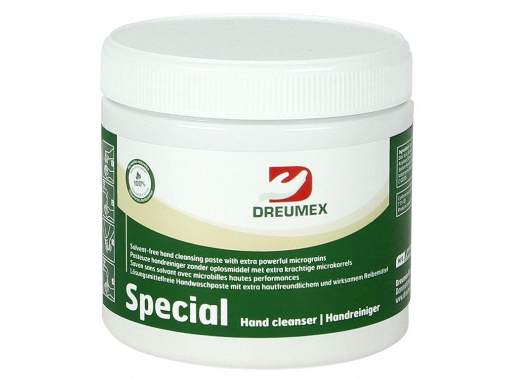 DREUMEX Special 550 gr mycí pasta na ruce bílá