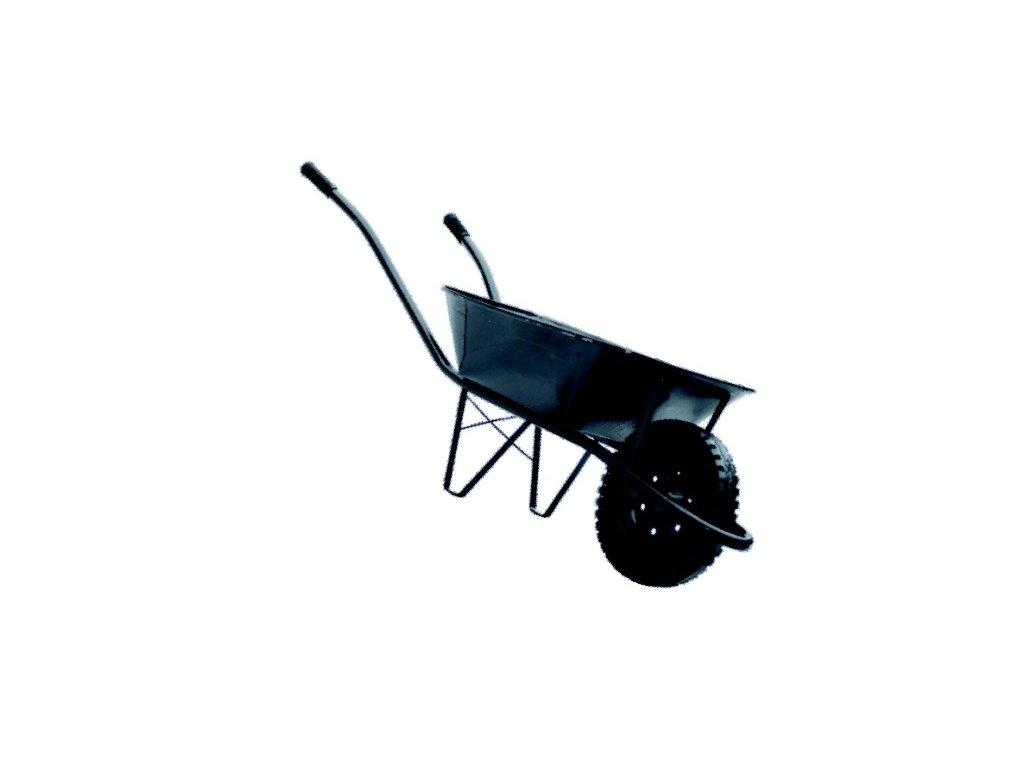 stavební-korba-ke-kolečku-60 l-černá