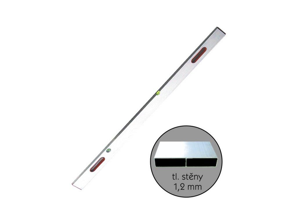 Lať stahovací - 2 libely, 2 úchyty - SLU 400 cm