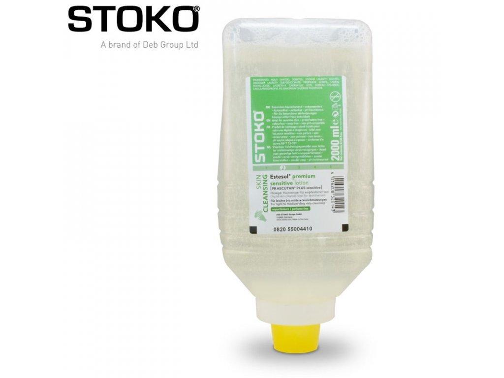 stoko estesol premium sensitive lotion 22
