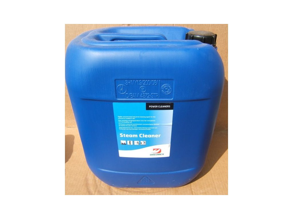 DREUMEX Steam cleaner 30 l průmyslový saponát