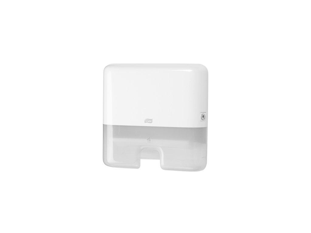 Tork Xpress- MINI zásobník na papírové ručníky Multifold - black/white