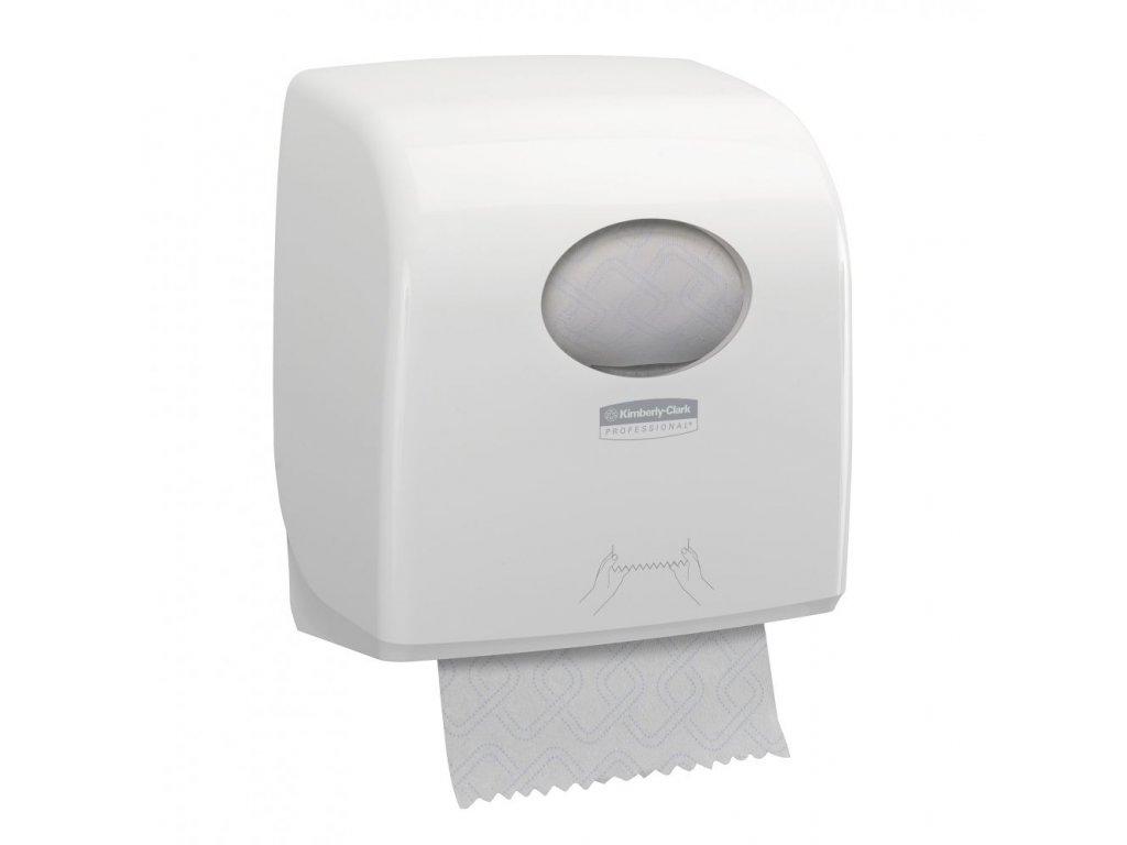 Kimberly Clark 7955 Aquarius dávkovač na papírové ručníky v roli