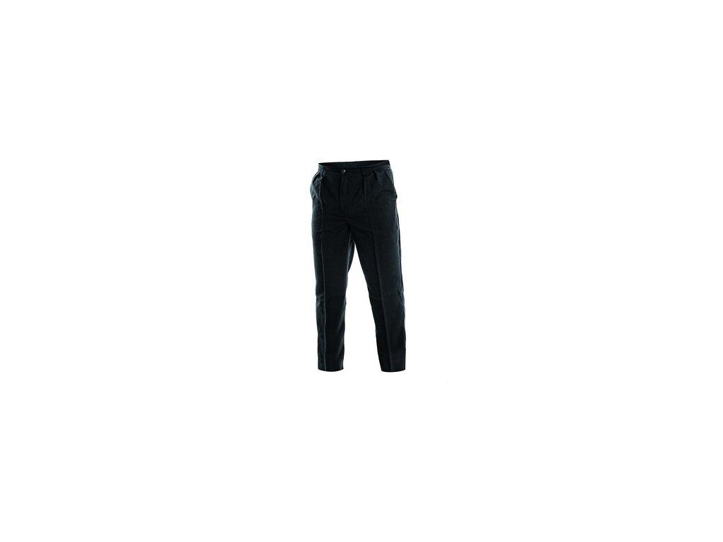 Canis Pánské číšnické kalhoty ALBERT, černé