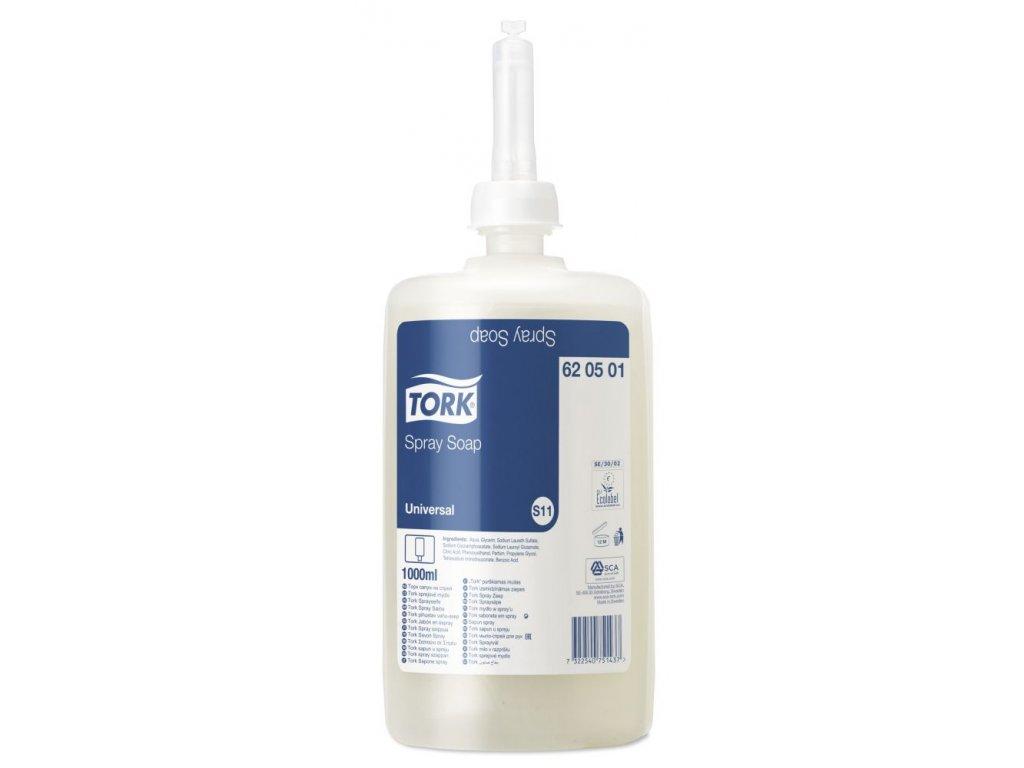 Tork sprejové mýdlo(světle žluté)1000ml