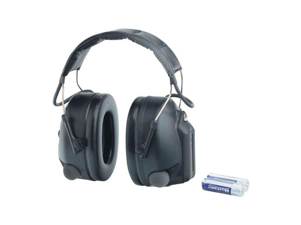 3M sluchátka MT15H7A2 SV PRO TAC II SNR 32 dB