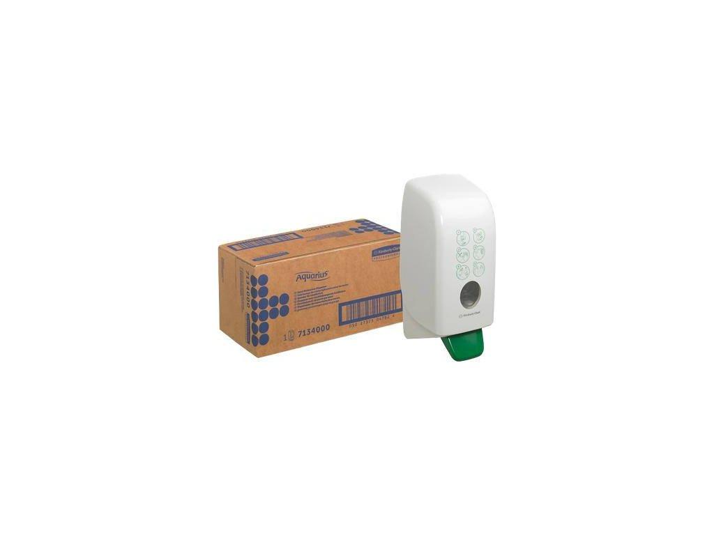 AQUARIUS dávkovač na krém - kazeta / bílá /Jednolitrová