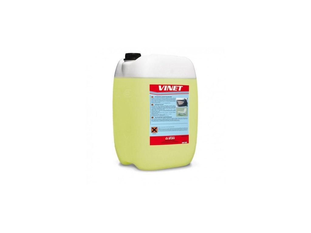 VINET ATAS (25kg) - extra účinný čistič plastů