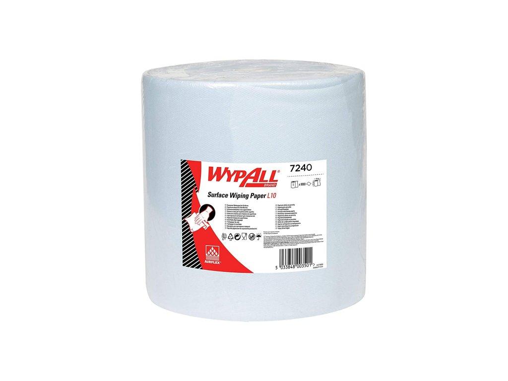 Kimberly-Clark Wypall L20 utěrky modré