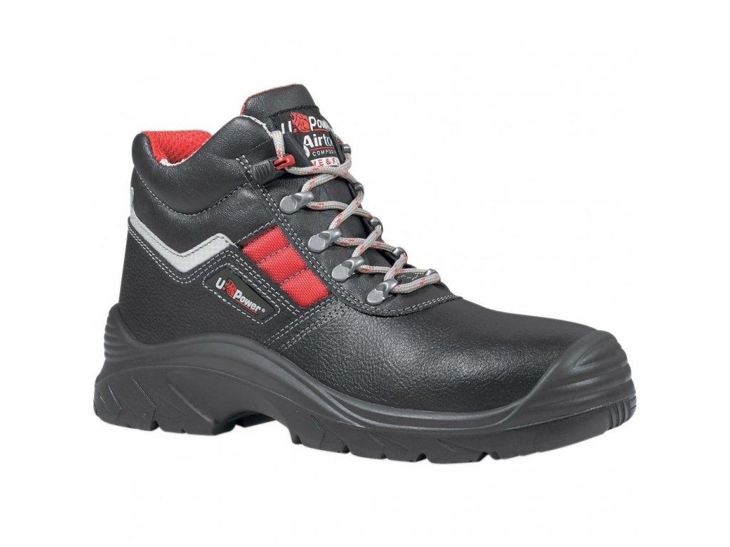 obuv kotníková GRAVEL S3