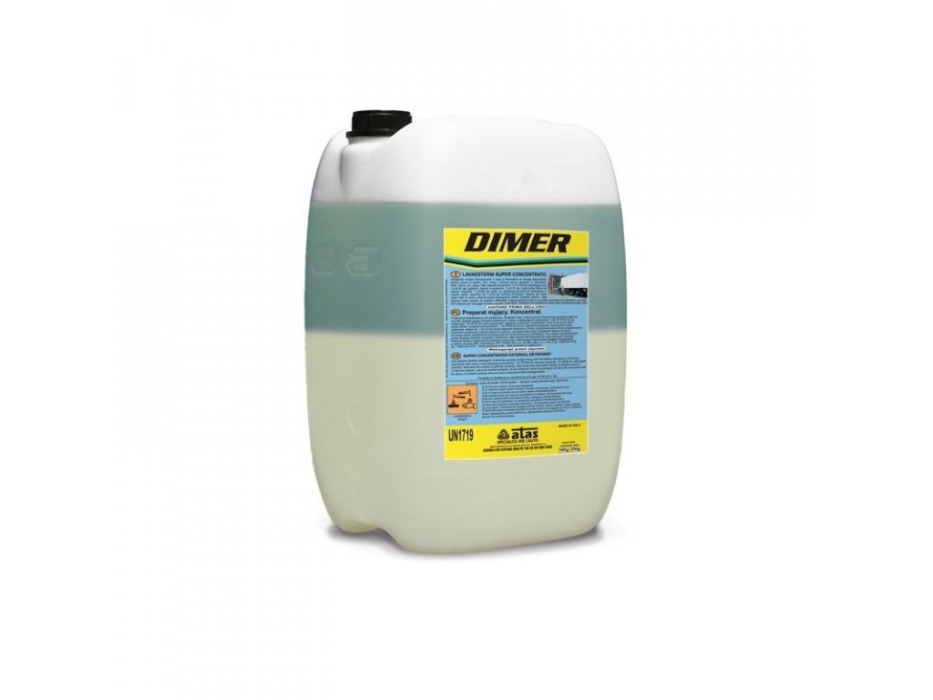 DIMER (5kg) - superkoncentrovaný čistič a odmašťovač