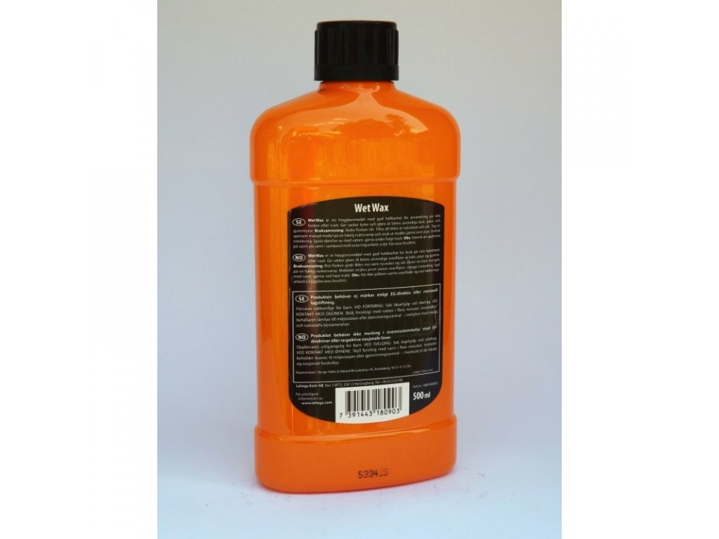 Autorange WET WAX (500ml) - vosk za mokra