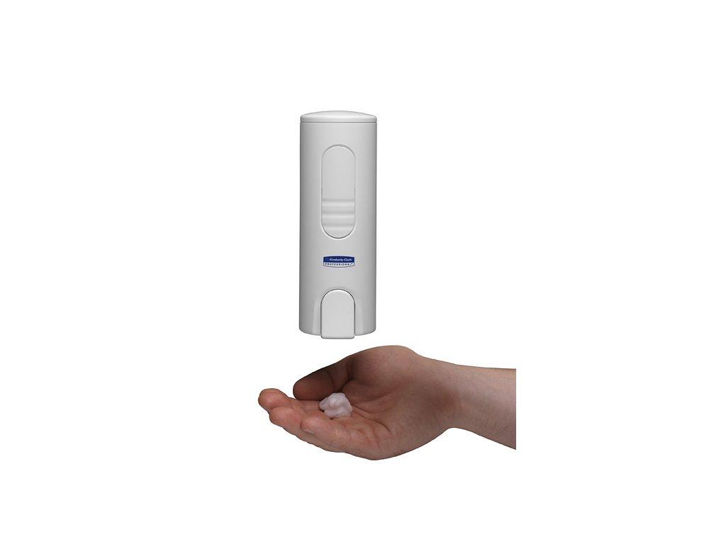 KCP kompaktní dávkovač na pěnové mýdlo