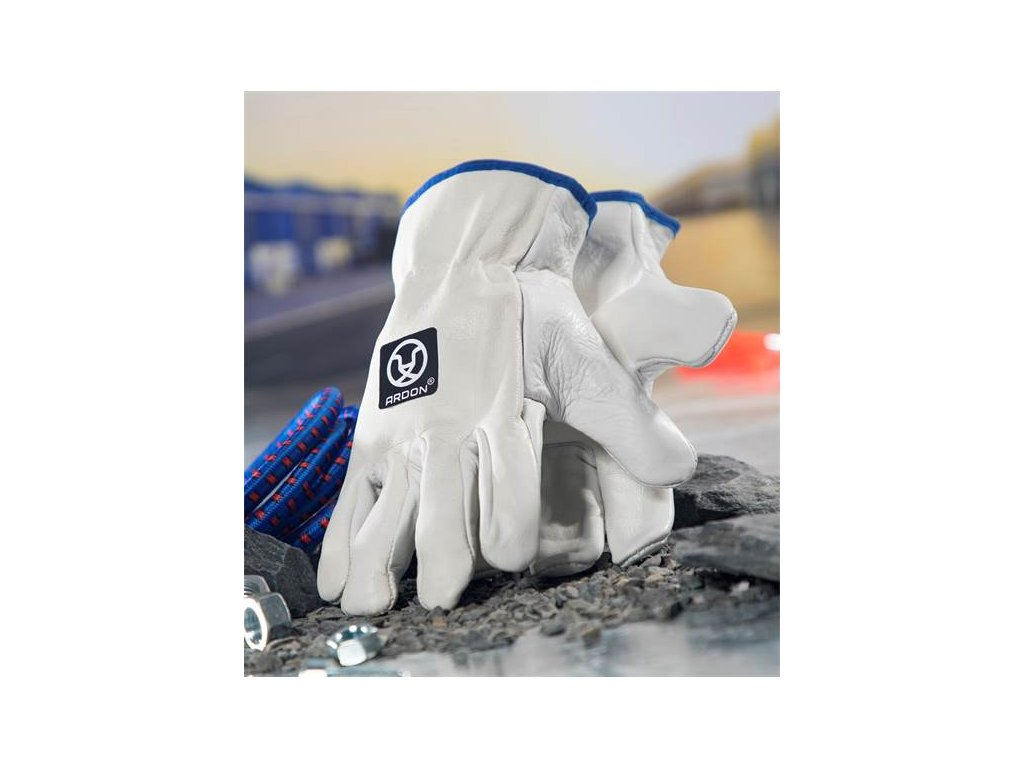 Ardon Indy celokožené pracovní rukavice