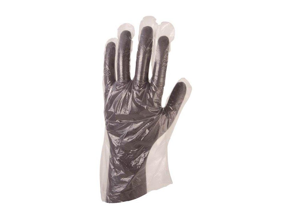 jednorázové HDPE rukavice A5006/09