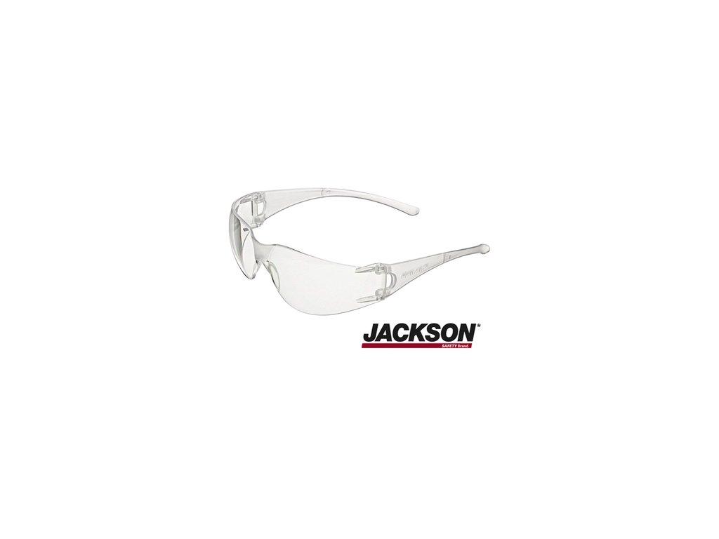 JACKSONSAFETYV10ELEMENTSafetyEyewearClearLens1PairKC25642 76996.1479708655.380.380