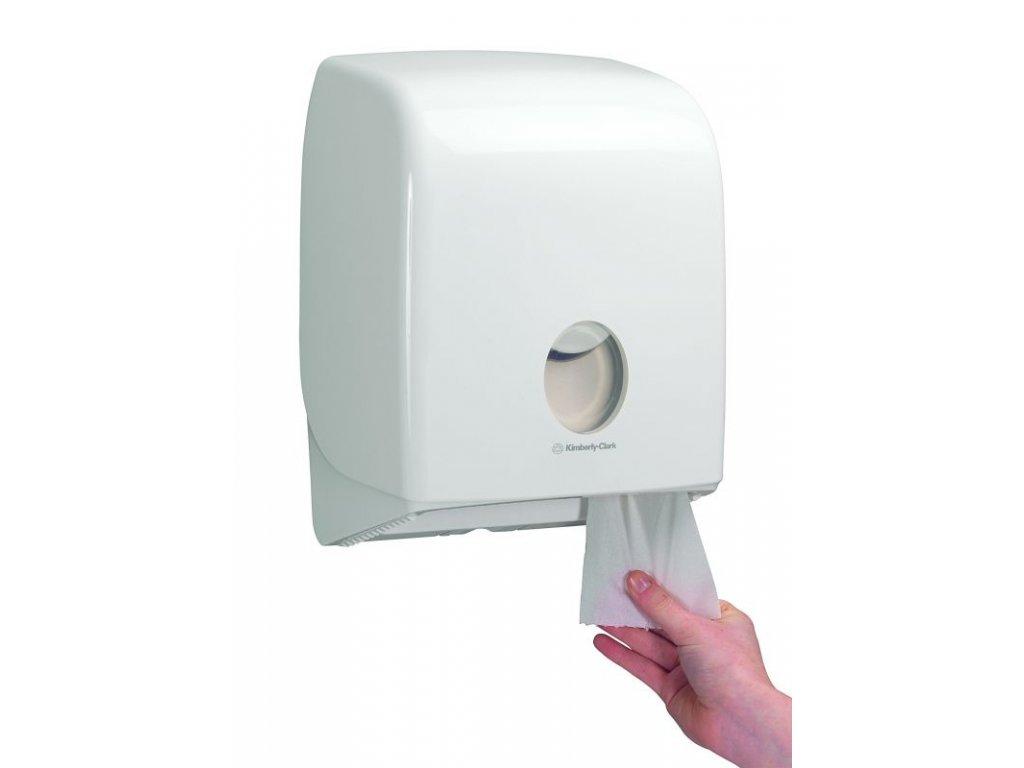 Kimberly Clark 6958 Aquarius dávkovač na toaletní papír mini