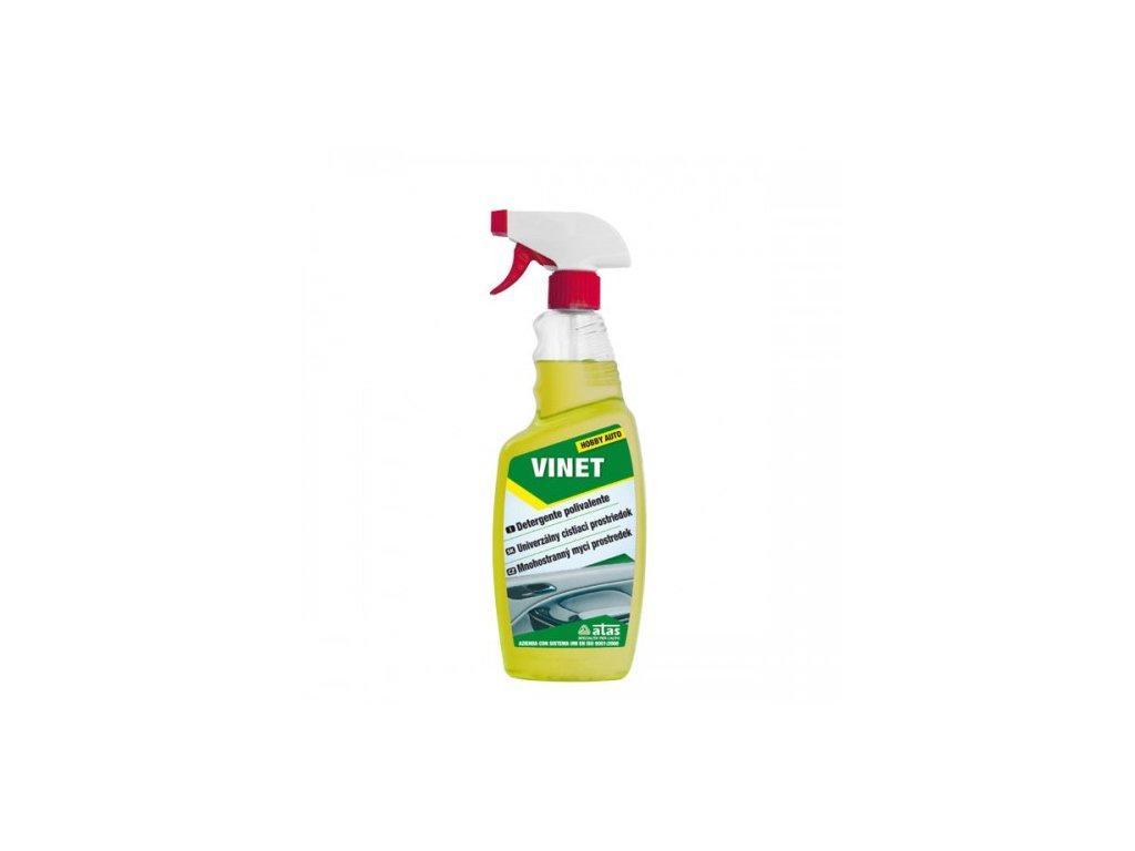 ATAS VINET čistič interiéru 750ml s desinfekcí
