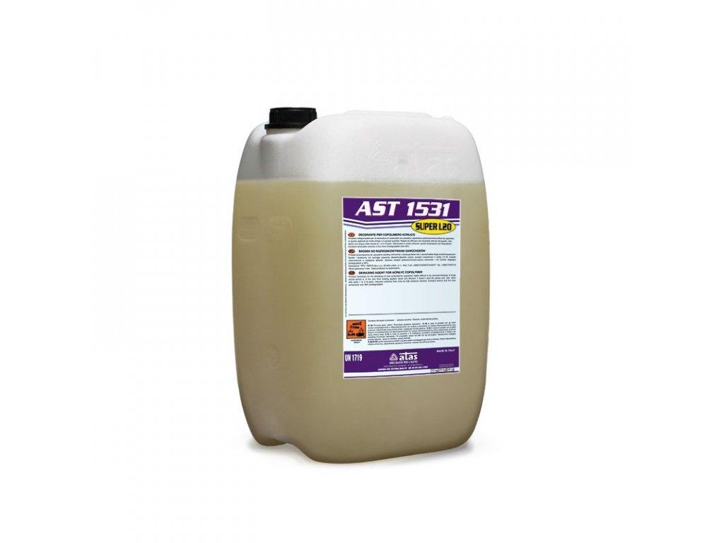 SUPER L20 (25 kg)-odstraňovač přepravních vosků