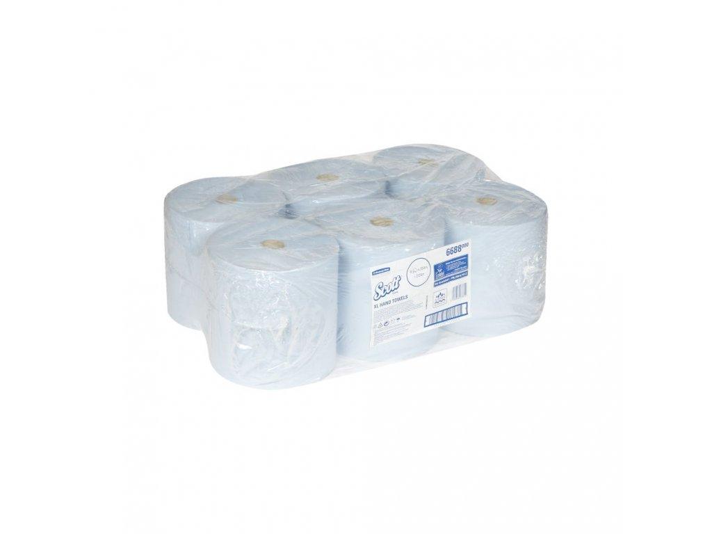Kimberly-Clark SCOTT XL ručníky, modré