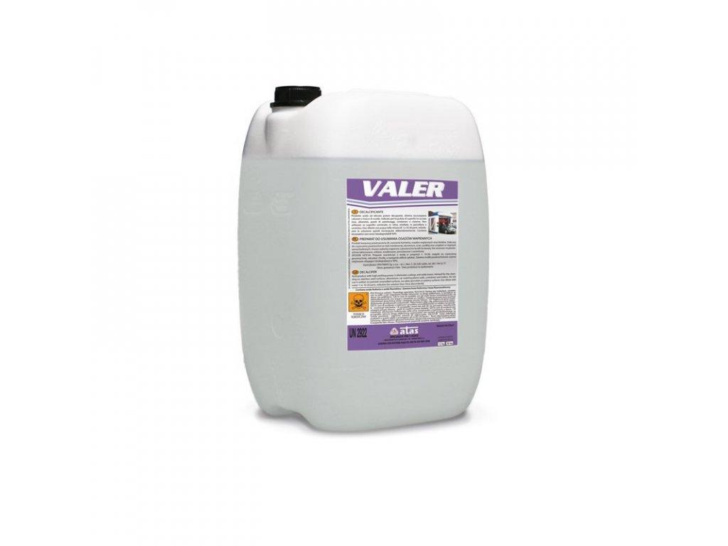 VALER (12kg) odstraňovač vodního kamene a usazenin