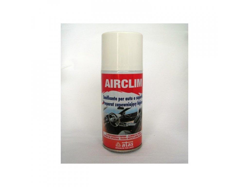 Airclim (150ml) plynová desinfekce klimatizací a interiérů