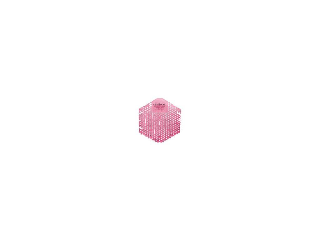 Fre Pro mřížka, vonné sítko do pisoáru Wave 3D Spiced Apple, lilla - 2ks balení
