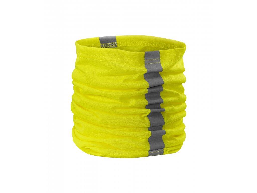 HV Twister šátek unisex reflexní unisex