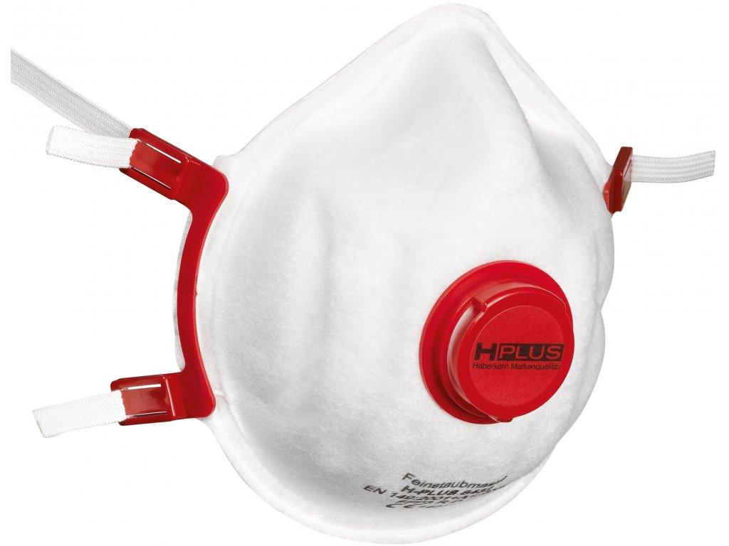 kloboucek respirator ffp3 koronavir