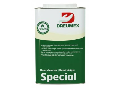 DREUMEX Special 4,2 Kg bílá