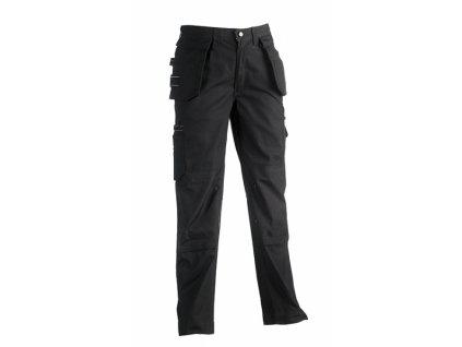 HEROCK pracovní kalhoty Hercules - černé vel.48=M