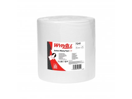 Kimberly Clark utěrky bílé Wypall L20