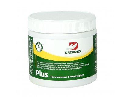 DREUMEX plus 0,6l mycí pasta na ruce žlutá gelová