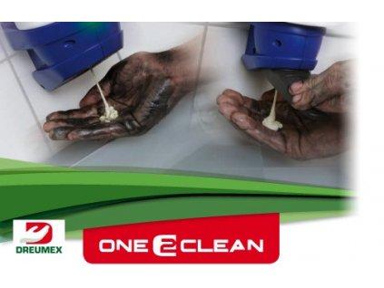 DREUMEX dávkovací systém ONE2 Clean manual